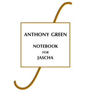 Notebook for Jascha